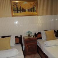Double or Twin Room-Air Conditioning