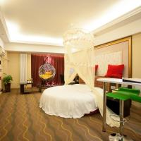 Mainland Chinese Citizens-King Room with Round Bed