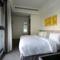 Twin Room with City View - No Breakfast Included