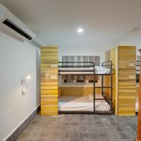Bed in 6-Bed Mix Luxury Dormitory Room