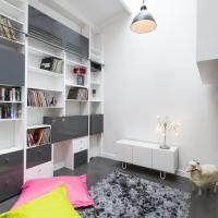Three-Bedroom Apartment - Rue des Dames