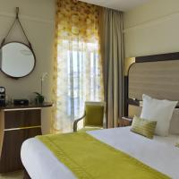 Deluxe Double Room with Harbour View