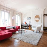 Three-Bedroom Apartment - Boulevard des Batignolles III