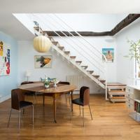 Four-Bedroom Apartment - Rue Charlot III