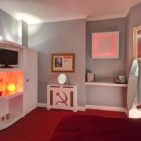 Superior Double Room - The Stoli Salon
