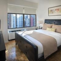 Downtown at 90 Washington – A Premier Furnished Apartment