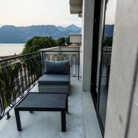 Studio Apartment with Balcony and Sea View