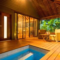 Luxury Garden with Plunge Pool Fare 6