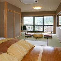 Standard Room with Tatami Area and Open-Air Bath