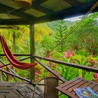 Nature Bungalow Room with Garden View