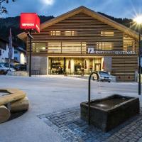 Foto Hotel: alpen select apartments Kleinwalsertal, Mittelberg
