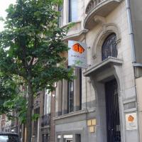 Brussels Cinquantenaire Apartment