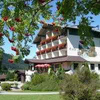 Hotel Pictures: Hotel Wildanger, Zöblen