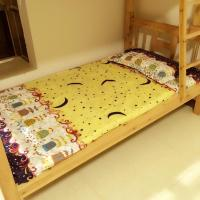 Lower Bunk Bed in 6-Bed Dormitory Room