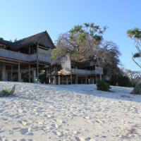 Deluxe Six-Bedroom Chalet with Sea View