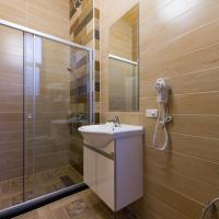 Family Room with Shower