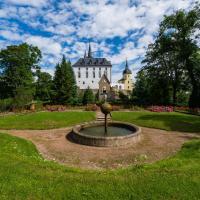 Hotel Pictures: Schloss Purschenstein, Neuhausen