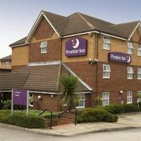 Hotel Pictures: Premier Inn Rotherham East - M18/M1, Rotherham