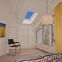 Duplex Three-Bedroom Apartment with Balcony