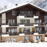 Hotellikuvia: Haus Alpenrose, Saas-Fee