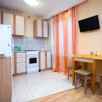 One-Bedroom Apartment with Balcony at Gruzinsky Pereulok, 10