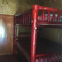 Double Bed in 4-Bed Mixed Dormitory Room