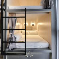 Double Bed Cube in Mixed Dormitory