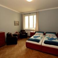 Three Bedroom Apartment with Balcony