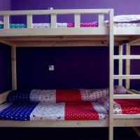 Mainland Chinese Citizens-Bunk Bed in 4-Bed Male Dormitory Room