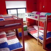 Mainland Chinese Cititzens-Bunk Bed in 4-Bed Female Dormitory Room