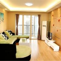 Hotel Pictures: Qingdao Warm-Love Colorful Serviced Apartment, Qingdao