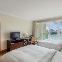 Villa Studio with Two Queen Beds - Ocean View