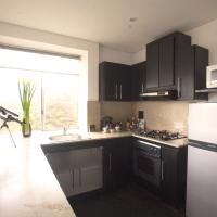Apartment with kitchen