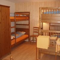 Family Room with Shared Bathroom (2 Adults + 2 Children)