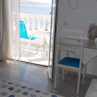 Studio with Side Sea View