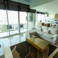 Penthouse Apartment with Sea View