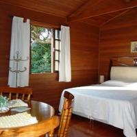 Chalet with Patio (2 Adults)