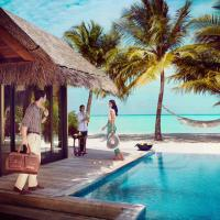 Two Bedroom Beach Villa Suite with Pool