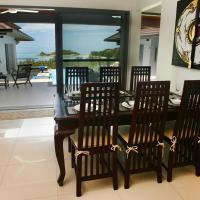 Five-Bedroom Villa with Sea View