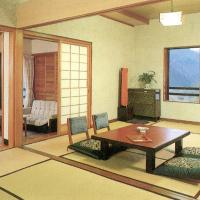 Japanese-Style Superior Room with Shared Bathroom and River View - Non-Smoking