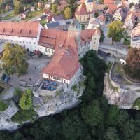 Hotelbilleder: Burg Hohnstein, Hohnstein