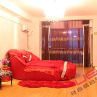 Lovers Honeymoon Room with Round Bed