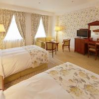 Deluxe Twin Room - Non Smoking with Huis Ten Bosch Day Passport