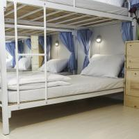 Bunk Bed in 16-Bed Mixed Dormitory Room