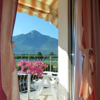 Double or Twin Room with Balcony and Lake View