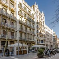 One-Bedroom Apartment - Penthouse - Enric Granados, 97