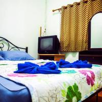 Double Room with Private Bathroom with Fan