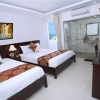 Deluxe Twin Room with Balcony - Sea View