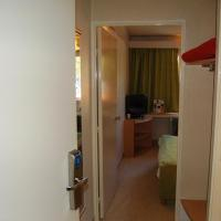 Double room with large bed