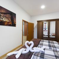 Air-conditioned Andel Apartment